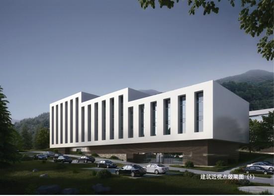 本溪市中心医院全科医生临床培训基地建设规划 环境建筑设计
