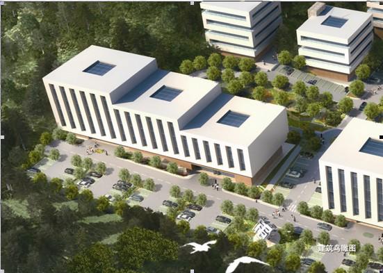 本溪市中心医院全科医-上海开艺建筑设计有限公司 设计作品 医疗养老